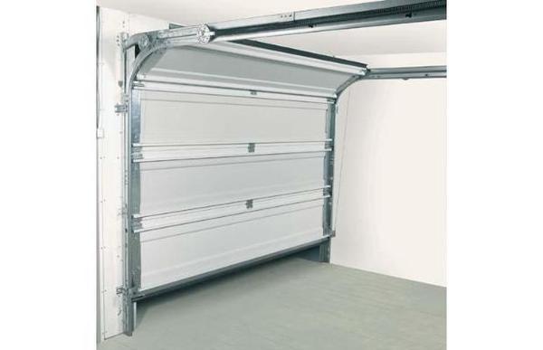 Puerta seccional de garaje a control remoto peru door - Automatismos para puertas de garaje ...